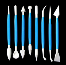 8pc Sculpting & Modelling Tool Set (W-Sculpt8)