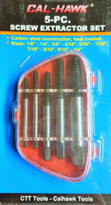 Broken Screw Remover Extractor Set