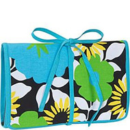 Toiletry and Travel Organizer in Bloom Blue