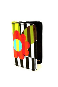 Card Holder in Pop Blossom design