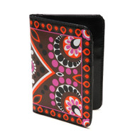 Passport Cover & Wallet  in Capri design
