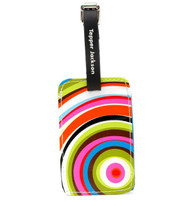 Luggage Tag in Ring Design