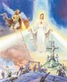 Third Secret of Fatima Print (8x10)