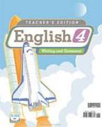 English 4 Writing and Grammar, 2d ed., Teacher & CDRom Set