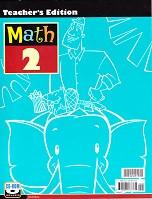 Math 2, 3d ed., Teacher Edition & CDRom Set