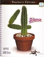 Science 4, 3d ed., Teacher Edition & CDRom Set