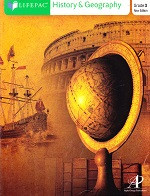 History & Geography 3 Lifepac Teacher Guide, new edition
