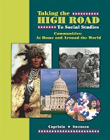 Taking the High Road to Social Studies 3, student