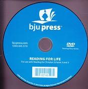 Bob Jones' Reading 2 & 3 Reading for Life CD