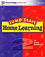 Jump-Start Home Learning System, 2nd Grade workbook