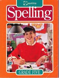 ACSI Spelling, Grade Five, student