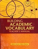 Building Academic Vocabulary, Teacher's Manual