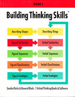 Building Thinking Skills, Book 1, student