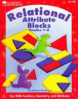 Relational Attribute Blocks, Grades 1-6