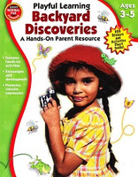Backyard Discoveries: Hands-On Parent Resource, Ages 3-5