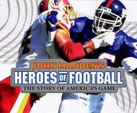 John Madden's Heroes of Football: Story of America's Game