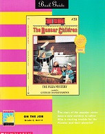 Boxcar Children, The Pizza Mystery, #33 Book Guide