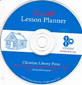 CLASS Lesson Planner, CDRom Version