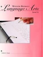 ATI Wisdom Booklet, Language Arts Level A Booklets 1-4 Set (RODJ0068)