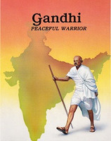 Gandhi: Peaceful Warrior (SLL08627)