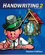 Handwriting 2, 2d ed., Teacher Edition (SLL09184)