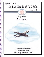 Airplanes Project Pack text & Answer Key, Scheduling Guide