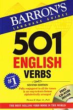 501 English Verbs, 2d ed., Book & CDRom Set