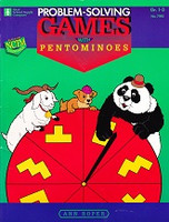 Problem Solving Games with Pentominoes Activity Book