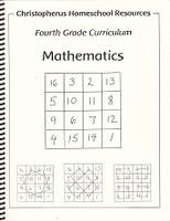 Fourth Grade Curriculum, Mathematics
