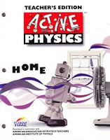 Active Physics: Home, Teacher Edition