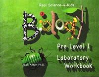 Biology Pre-Level I, lab workbook