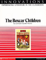 Lesson Plan Book for The Boxcar Children