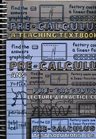 Teaching Textbooks Pre-Calculus, 1st ed., Complete Set