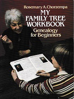 My Family Tree Workbook, Genealogy for Beginners
