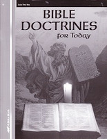 Bible 10: Doctrines for Today, Quiz-Test Key