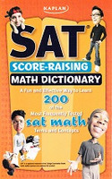 SAT Score-Raising Math Dictionary: Learn 200 Terms, Concepts