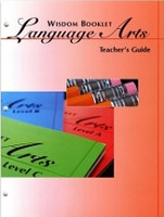 Wisdom Booklet Language Arts, Teacher Guide