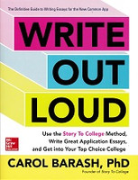 Write Out Loud, Story to College Method, Definitive Guide