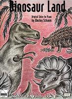 Dinosaur Land Piano Solos