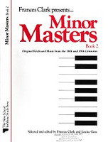 Minor Masters, Book 2, from the 18th and 19th Centuries