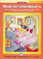 Music for Little Mozarts, Book 1