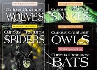 Set of 5 Curious Creatures Books & Teacher Guide Set