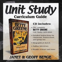 Betty Green, Wings to Serve Unit Study Curriculum Guide