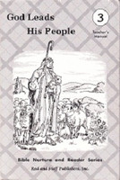 God Leads His People 3, Teacher Manual