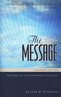Message New Testament Bible in Contemporary Language
