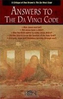 Answers to the Da Vinci Code