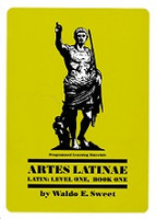 Artes Latinae: Text & Teacher Manual, Lvl 1, Bk 1 Set