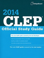 College Board 2014 CLEP Official Study Guide
