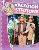 Vacation Stations: Jungle Journey, 3rd to 4th