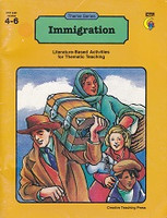 Immigration Literature-Based Thematic Teaching Activities